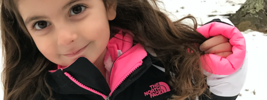 Here's Why I Love My Daughter's Curly Brown Hair