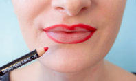 How To Overdraw Your Lipstick Outline Perfectly