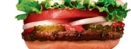 Burger King Releases New Donut Hamburger for Hanukkah