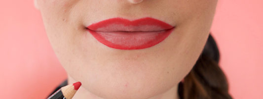 How to Stop Lipstick Feathering