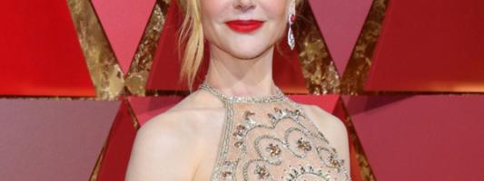 Nicole Kidman's Hair & Makeup Team Shares How to Get Her Oscars Look