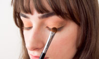 This Gold Eyeshadow Look Will Be Your Go-To for Weddings