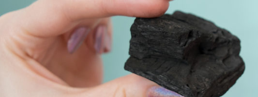 The benefits of charcoal for the skin