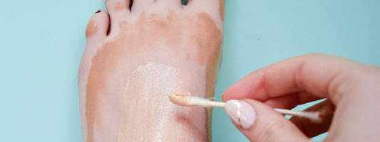 Foot Contour is Real, Here's How to DIY