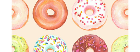 11 Ways You Should Most Def Celebrate National Donut Day