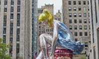 The Jeff Koons Ballerina in NYC is More Important Than You Think