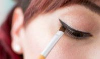 Two Easy Ways to DIY Matte Eyeliner