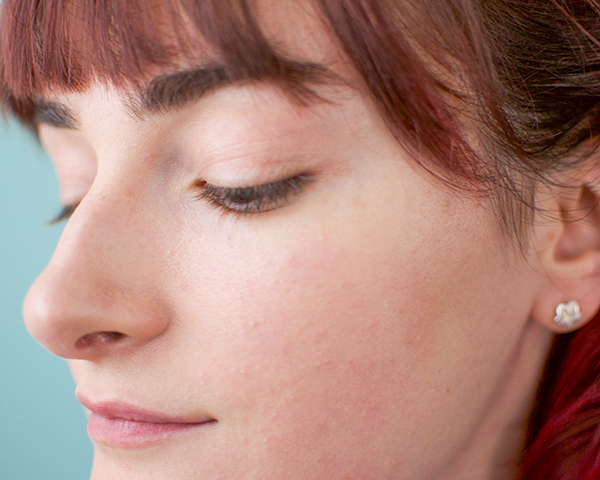 how to close the pores on my nose