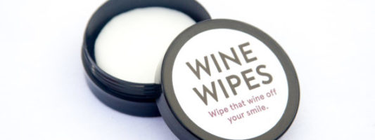 Your Wine Stained Teeth Need these Magic Wipes ASAP