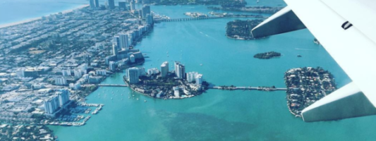 We Found $147 Round Trip Flights to Miami, Including Taxes
