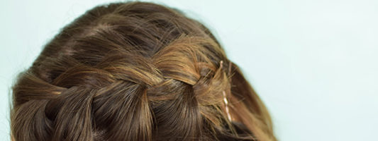 Try These Easy Braids for Short Hair