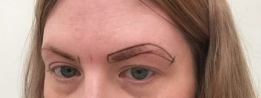 Does Microblading Hurt? I Tried It.
