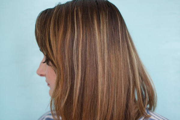The Best Temporary Hair Color Options for Dark Hair | The Luxury Spot
