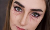 Try This DIY Scary Halloween Makeup Tutorial