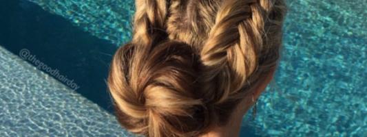 Yes, you can repair chlorine damaged hair