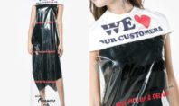 Moschino Wants You to Buy this $895 Dry Cleaning Bag Dress