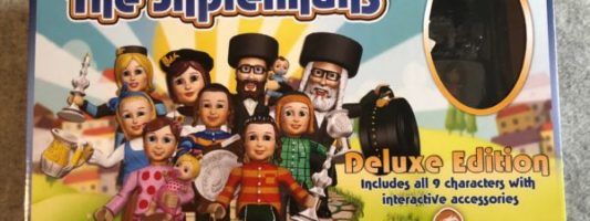 Most Jewish Toy Set Ever Sells Complete with Hasidic Jew Hats