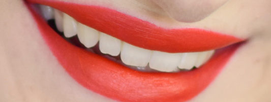 This Shade of Lipstick for Yellow Teeth Takes Years Off Your Smile