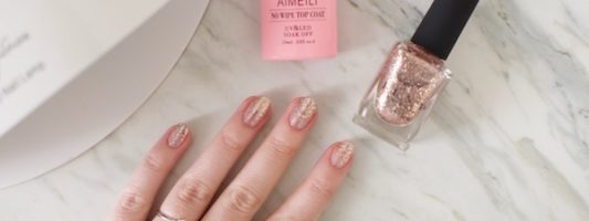 Try This Clear Gel Nail Polish Trick to Save Major Cash on Your Mani