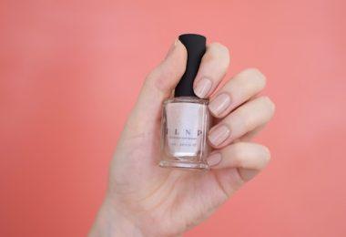 best baby pink nail polish