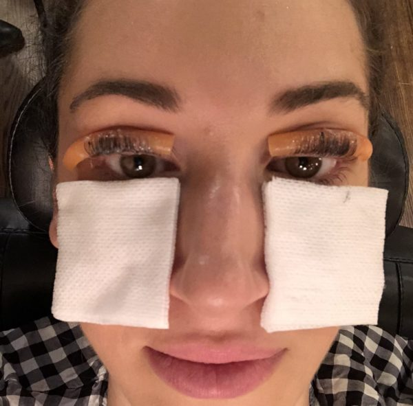 I Tried An Eyelash Lift And Tint You Should Too The