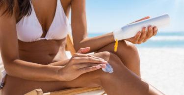 fragrance-free sunscreen