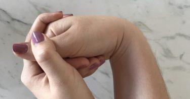 cramps in hands