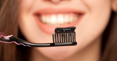 is charcoal toothpaste bad