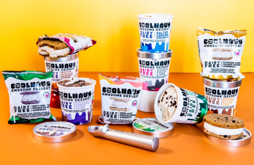 coolhaus dairy free ice cream