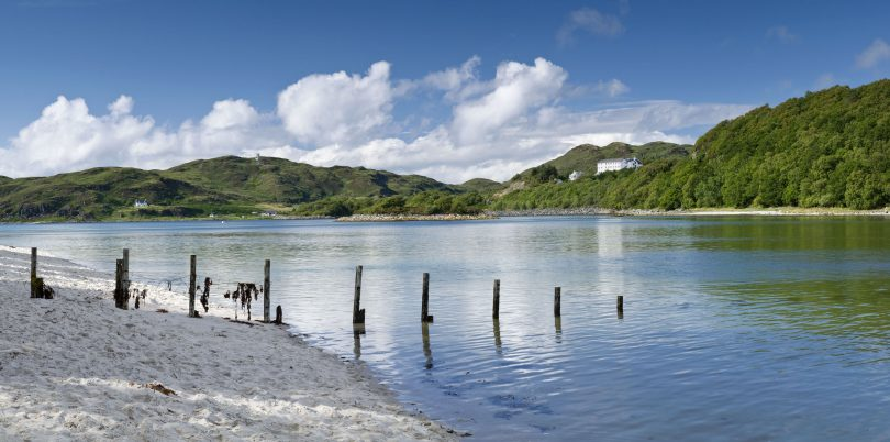 morar hotel, best vacations in the uk for 2020