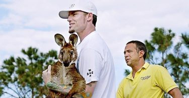 weird celebrity pets, vanilla ice pet wallaroo